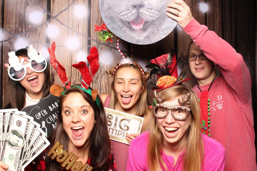 holiday party photo booth san antonio photo booth rental san antonio best photo booth san antonio