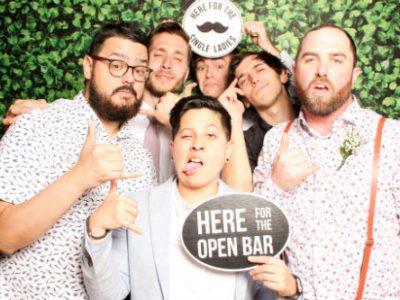 san antonio photo booth backdrop